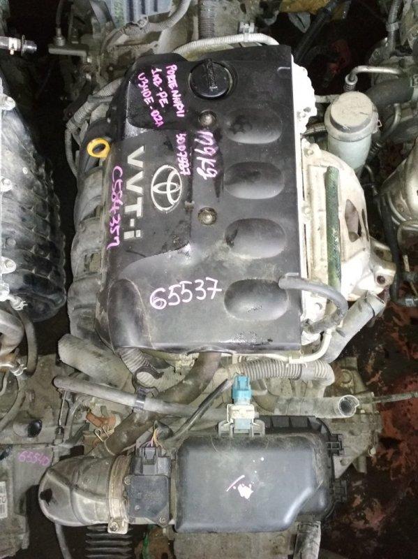Двигатель Toyota Porte NNP11 1NZ-FE C584357