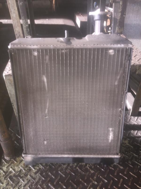 Радиатор основной Mitsubishi Minica H42A 3G83 A/T