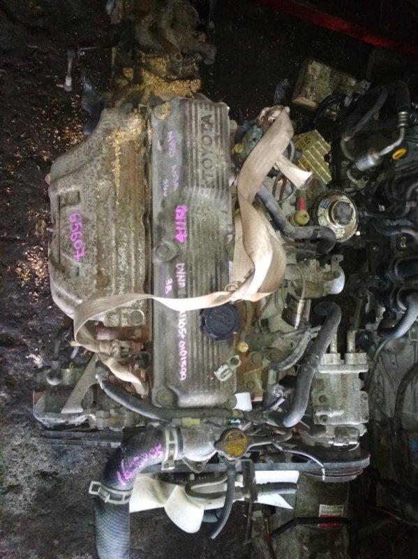Двигатель Toyota Dyna BU105 3B 1605005