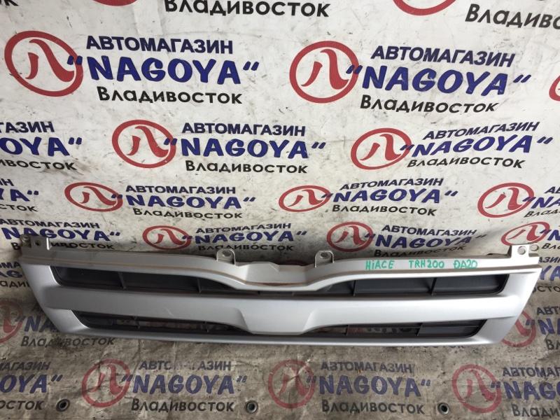 Решетка Toyota Hiace TRH200 передняя 53111-26390
