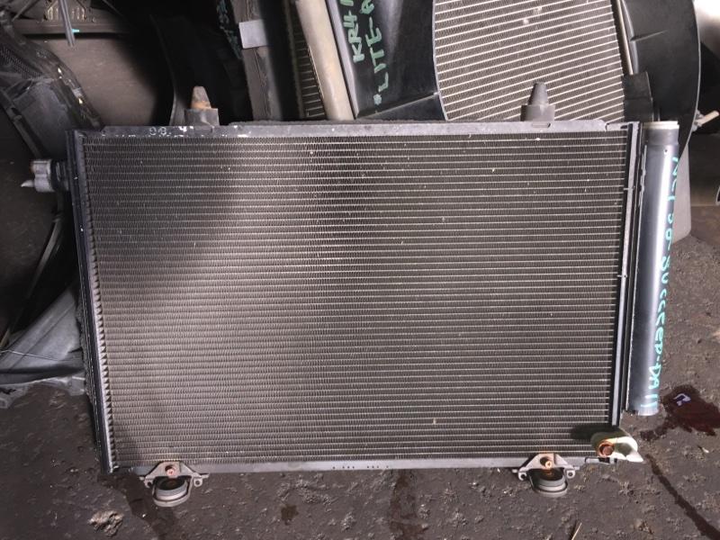 Радиатор кондиционера Toyota Succeed NCP58