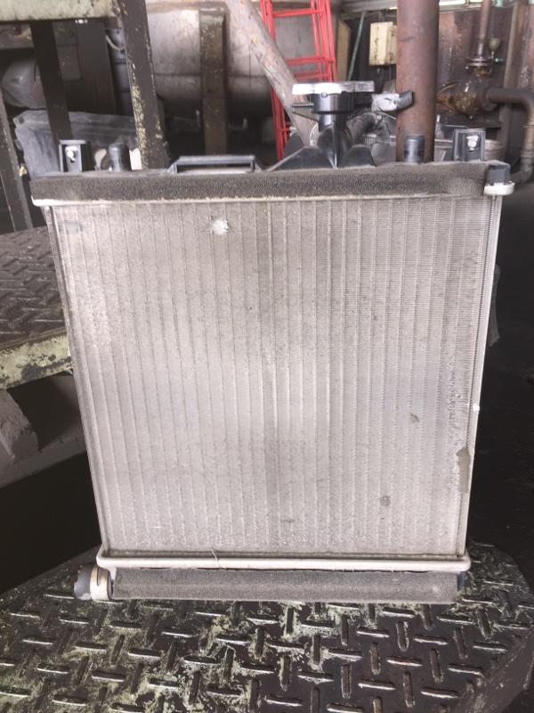 Радиатор основной Mazda Carol HB24S K6A A/T