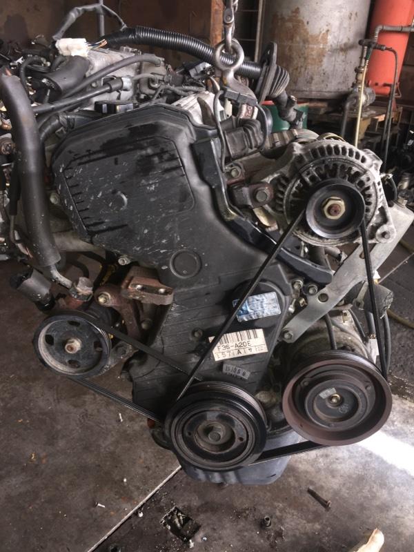 Двигатель Toyota Corona Exiv ST182 3S-FE 6375089