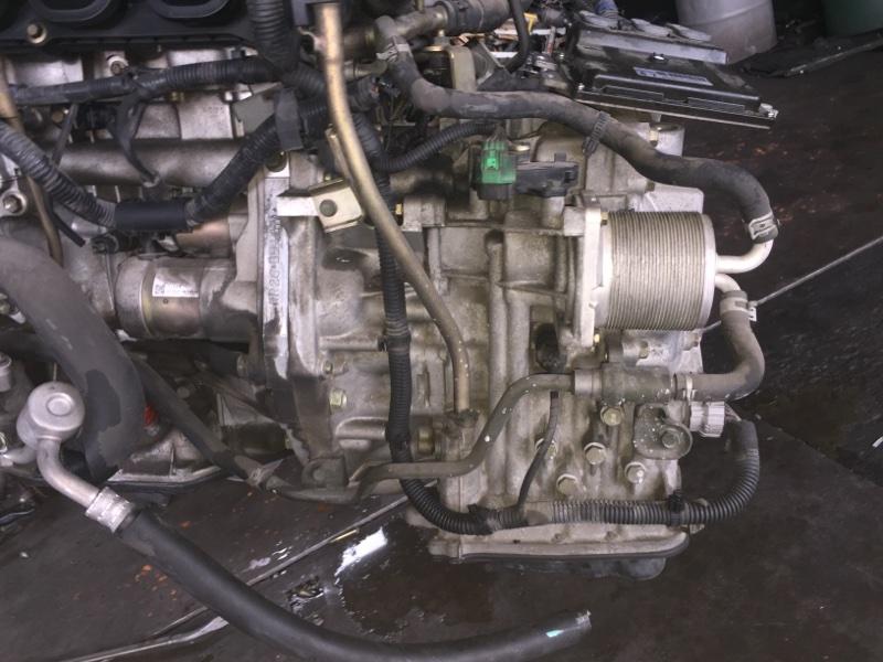 Акпп Nissan Lafesta B30 MR20DE RE0F10A GB54