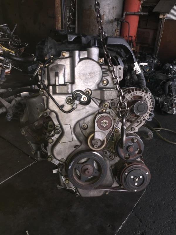 Двигатель Nissan Lafesta B30 MR20DE 056687A
