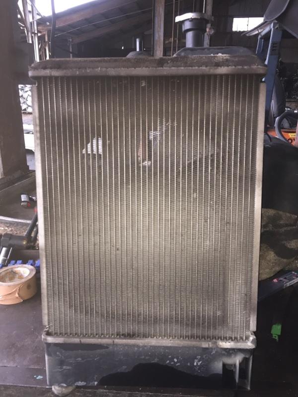 Радиатор основной Mitsubishi Ek Wagon H81W 3G83 A/T
