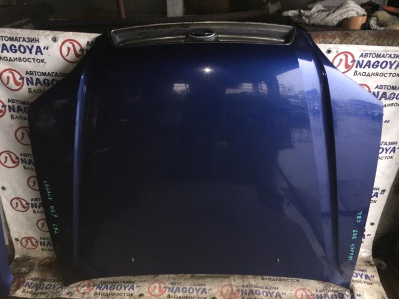 Капот Subaru Legacy BE9 передний 2 MODEL