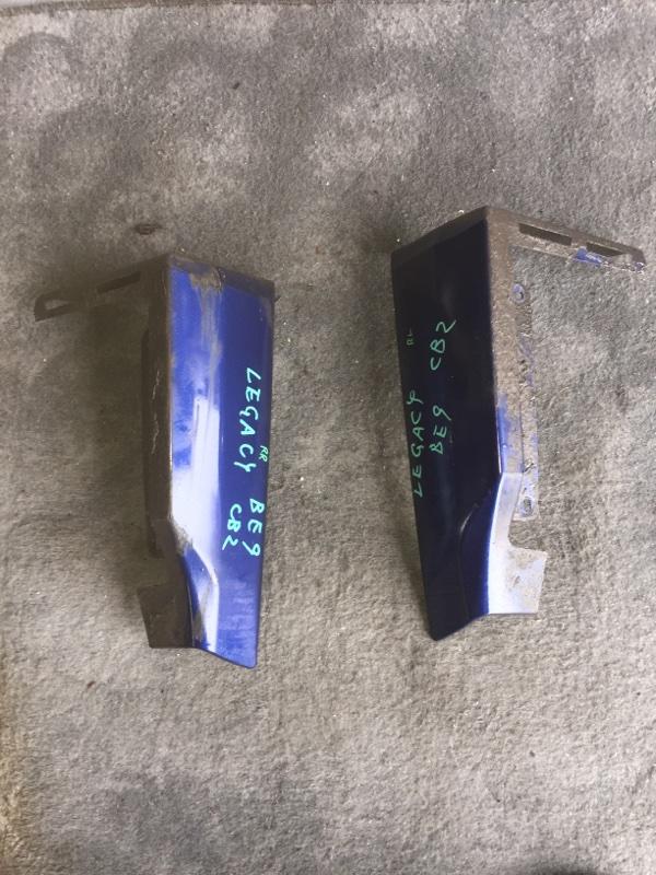 Клык бампера Subaru Legacy BE9 задний