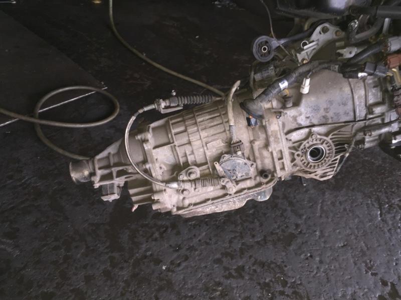Акпп Subaru Legacy BE9 EJ25 TZ1B4ZKDAB