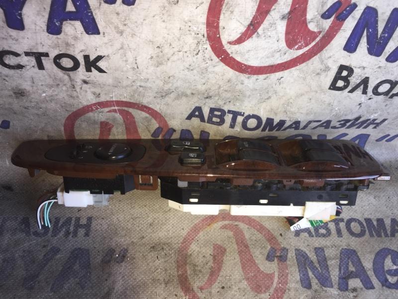 Блок упр. стеклоподьемниками Toyota Camry SV41 передний правый