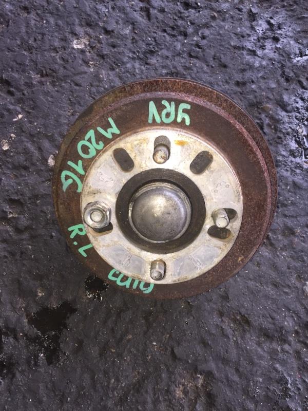 Ступица Daihatsu Yrv M201G K3-VET задняя левая ABS