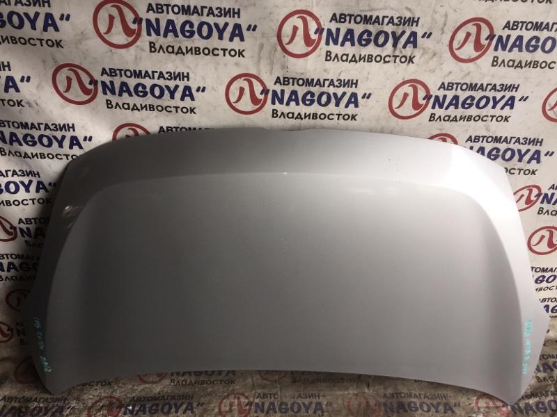 Капот Toyota Isis ZNM10 передний COLOR 1F7