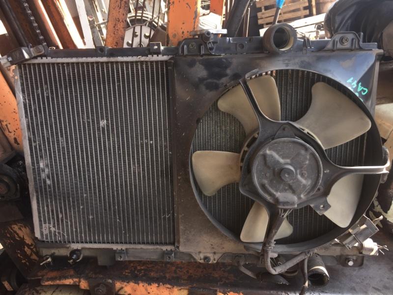 Радиатор основной Mitsubishi Libero CB8W 4D68T A/T