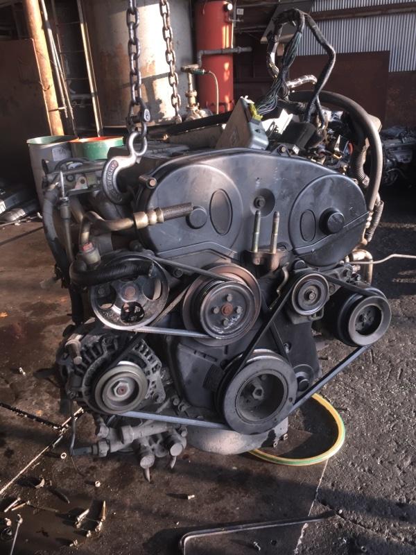Двигатель Mitsubishi Libero CB8W 4D68T CX1455