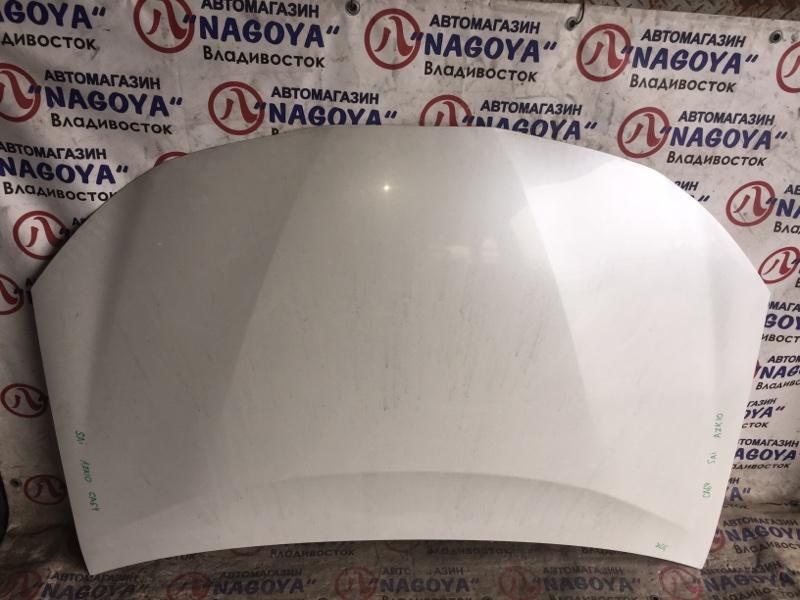 Капот Toyota Sai AZK10 передний 1 MODEL