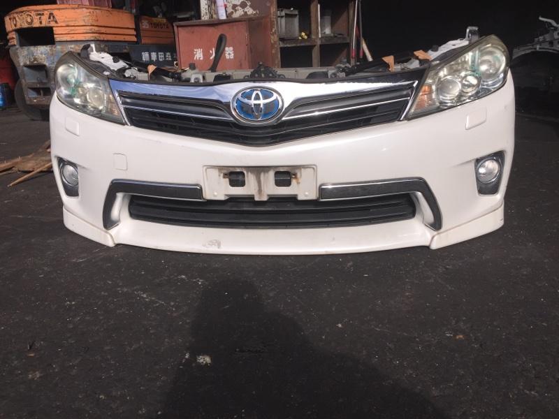 Nose cut Toyota Sai AZK10 2AZ-FXE передний 75-6