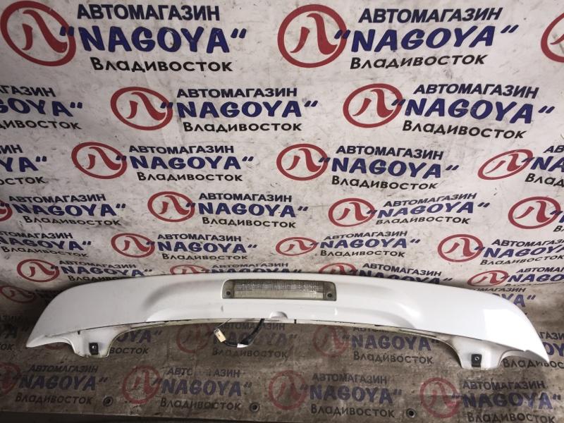 Спойлер Toyota Noah ZRR70 задний COLOR 070