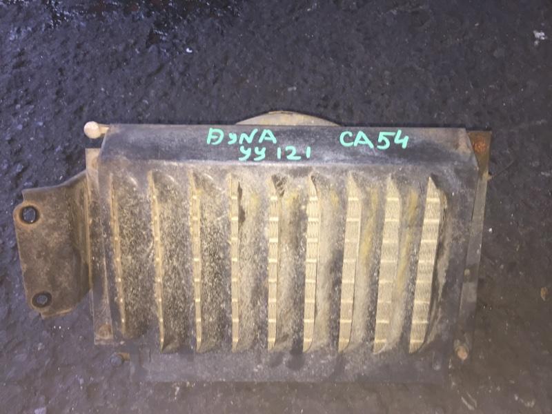 Радиатор кондиционера Toyota Dyna YY121
