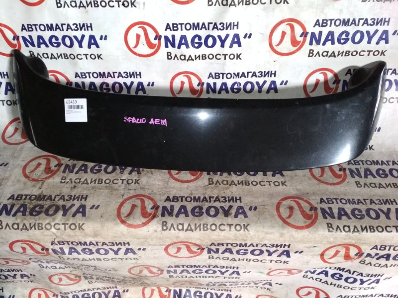 Спойлер Toyota Corolla Spacio AE111 задний