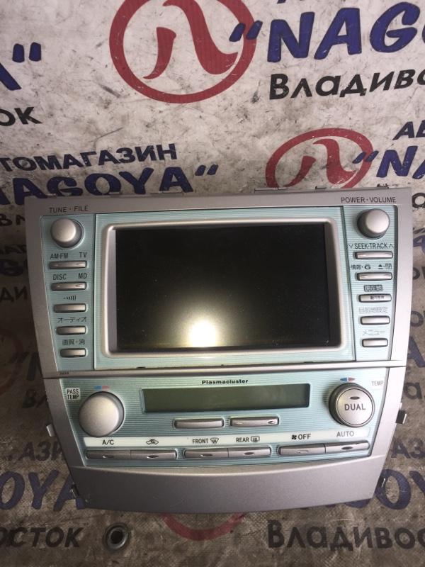 Монитор Toyota Camry ACV40 86100-33213