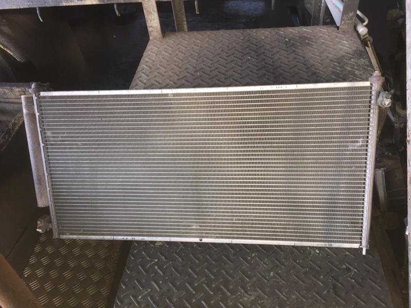 Радиатор кондиционера Honda Airwave GJ1