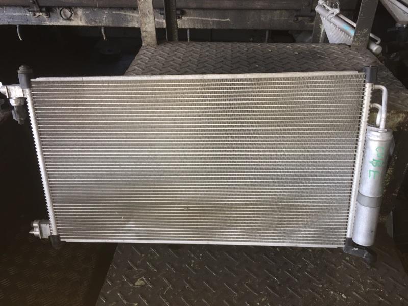 Радиатор кондиционера Nissan Cube Z12