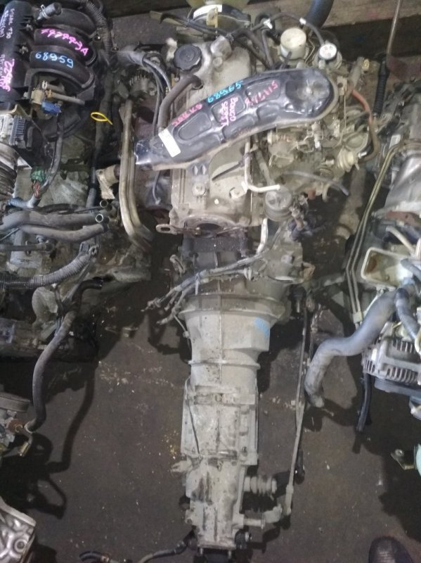 Двигатель Mazda Bongo SE88T F8 511718