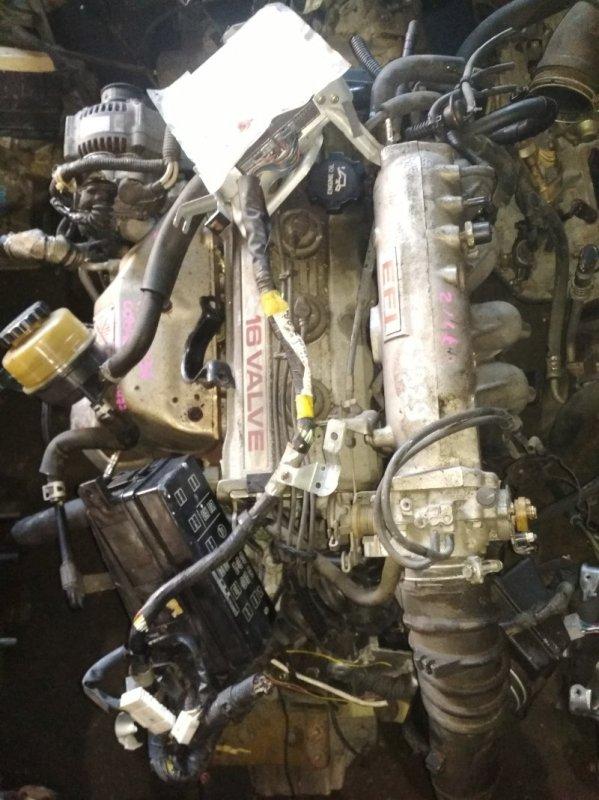 Двигатель Toyota Vista SV30 4S-FE 0811922