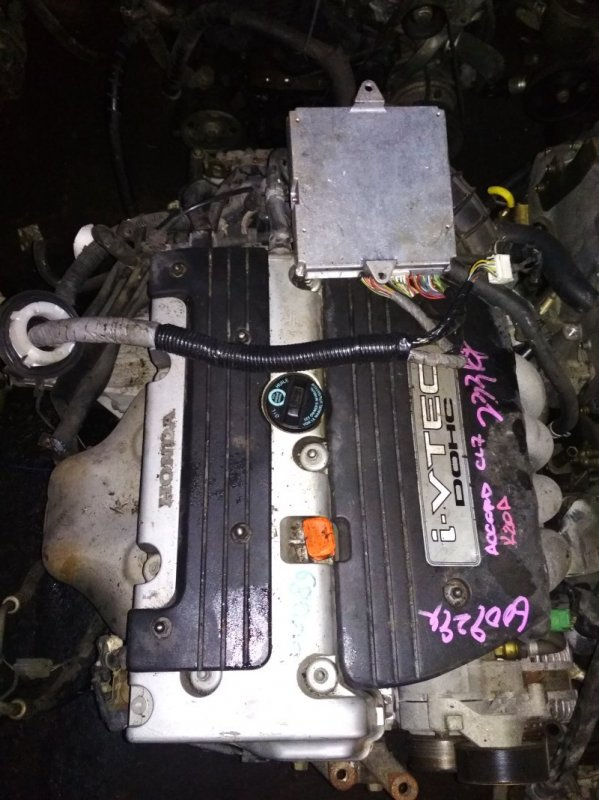 Двигатель Honda Accord CL7 K20A 6009294