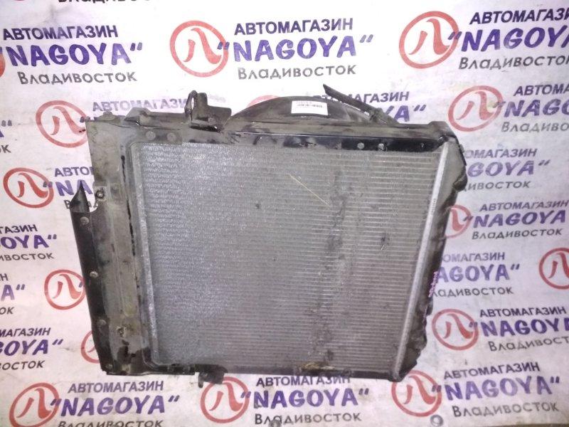 Радиатор основной Isuzu Elf AKR66 4HF1 M/T