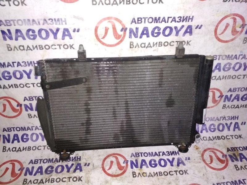 Радиатор кондиционера Toyota Funcargo NCP20
