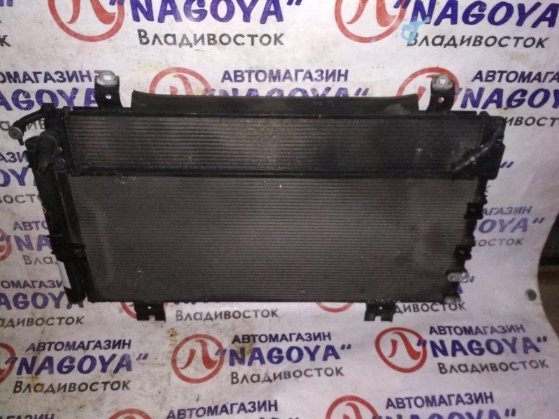 Радиатор кондиционера Lexus Gs450H GWS191