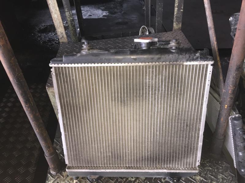 Радиатор основной Daihatsu Yrv M201G K3-VE M/T