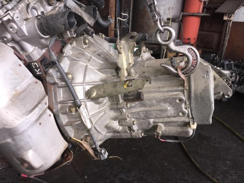 Мкпп Daihatsu Yrv M201G K3-VE
