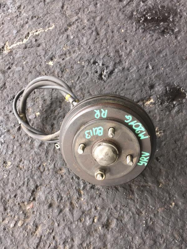 Ступица Daihatsu Yrv M201G K3-VE задняя правая ABS