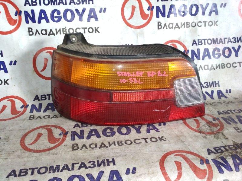 Стоп-сигнал Toyota Starlet EP82 задний левый 1053