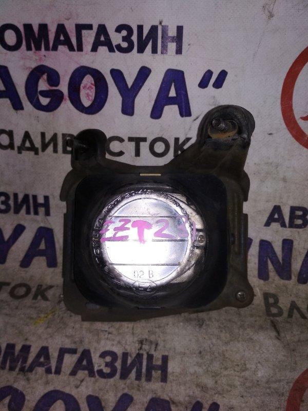 Туманка Toyota Celica ZZT231 передняя правая 20418