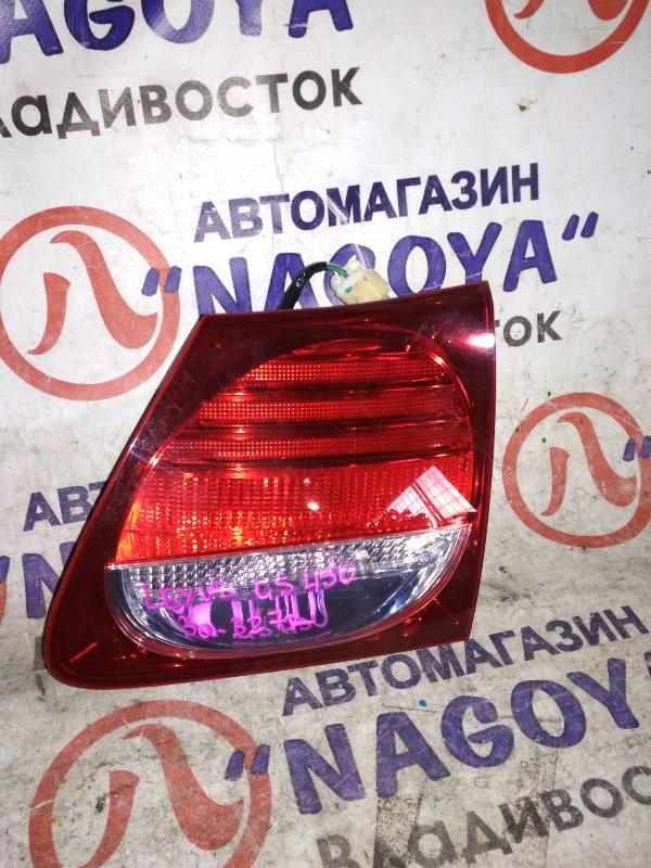 Стоп-вставка Lexus Gs450H GWS191 задняя правая 3032