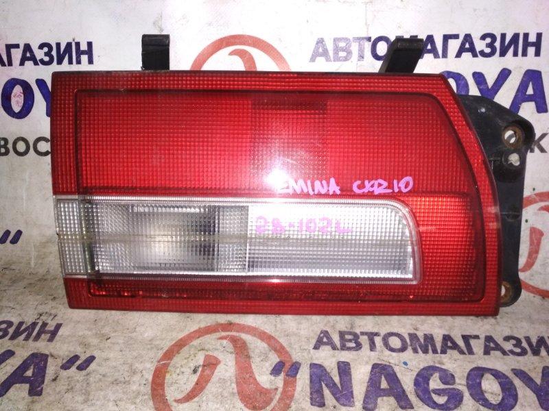 Стоп-вставка Toyota Estima Emina CXR10 задняя левая 28102
