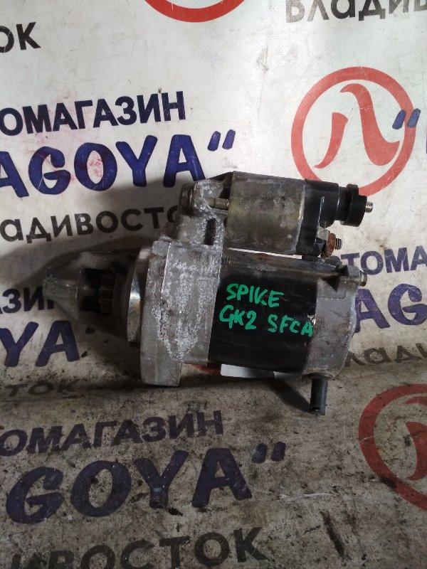 Стартер Honda Mobilio Spike GK2 L15A