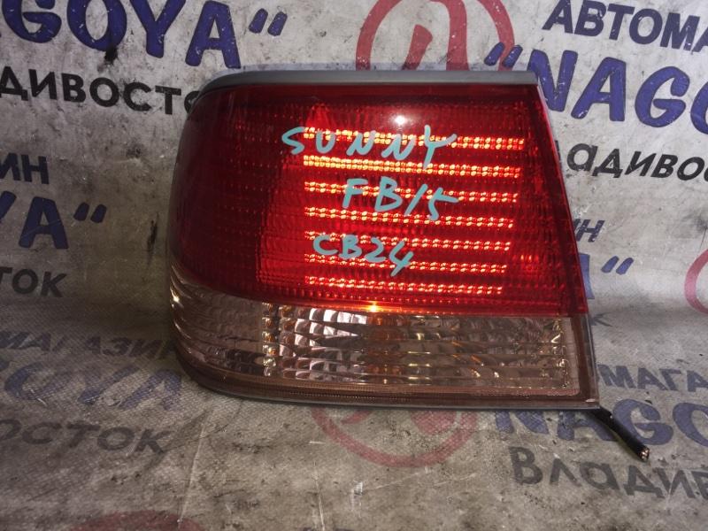 Стоп-сигнал Nissan Sunny FB15 задний левый 4845A