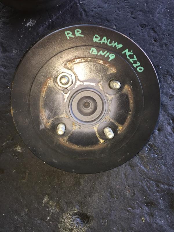 Ступица Toyota Raum NCZ20 задняя правая ABS