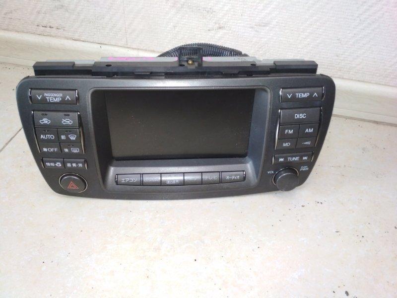 Монитор Toyota Brevis JCG11 86110-51090