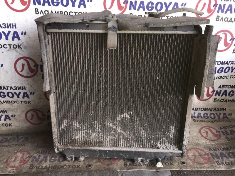 Радиатор основной Toyota Dyna TRY230 1TR-FE M/T