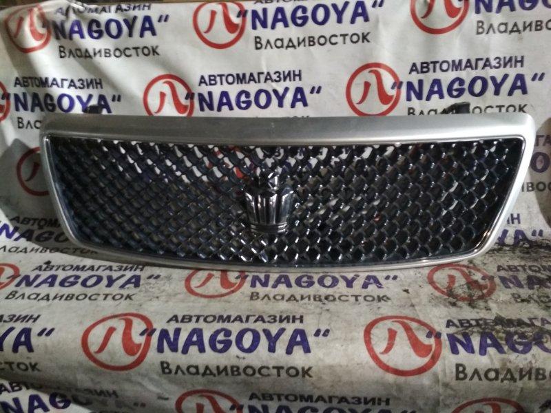 Решетка Toyota Crown Athlete GRS180 передняя 1 MODEL