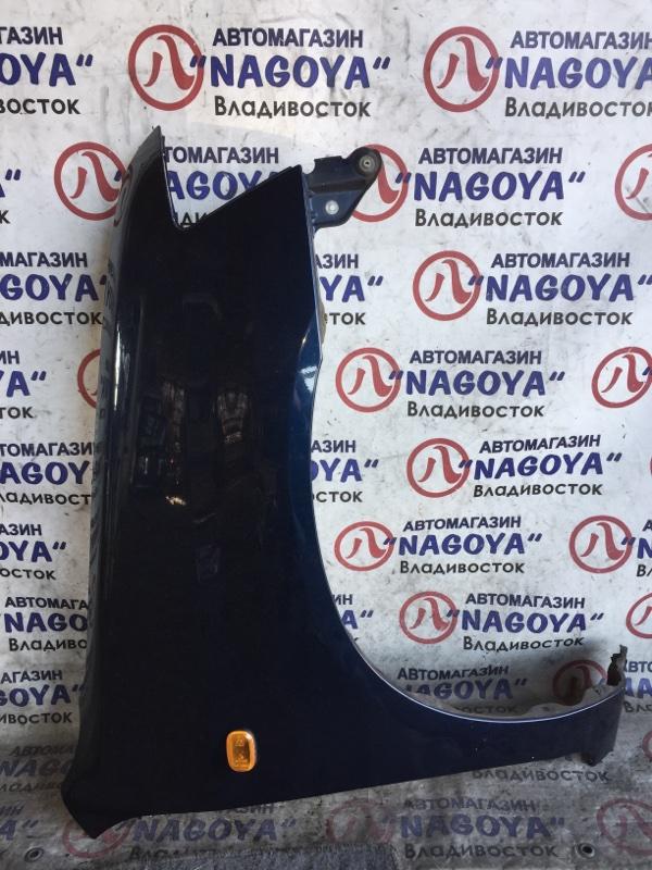 Крыло Toyota Succeed NCP58 переднее правое COLOR 8P4