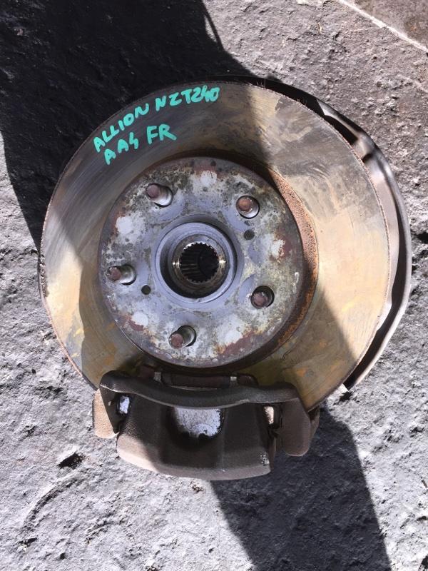 Ступица Toyota Allion NZT240 передняя правая ABS
