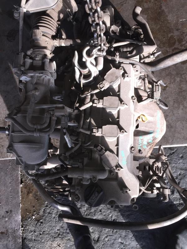 Двигатель Nissan Sunny FB15 QG15DE 383992A