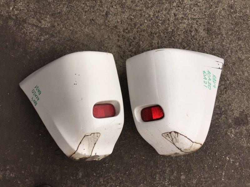 Бампер Toyota Rav4 ACA20 задний правый COLOR 064