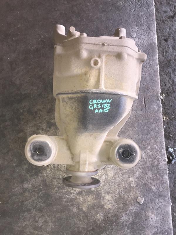 Редуктор Toyota Crown GRS182 3GR-FSE задний 43/11